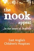 The Nook Appeal in support of East Anglia's Children's Hospices
